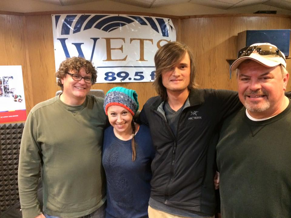 Interview at Studio One on WETS 89.5 FM 1/23/2016